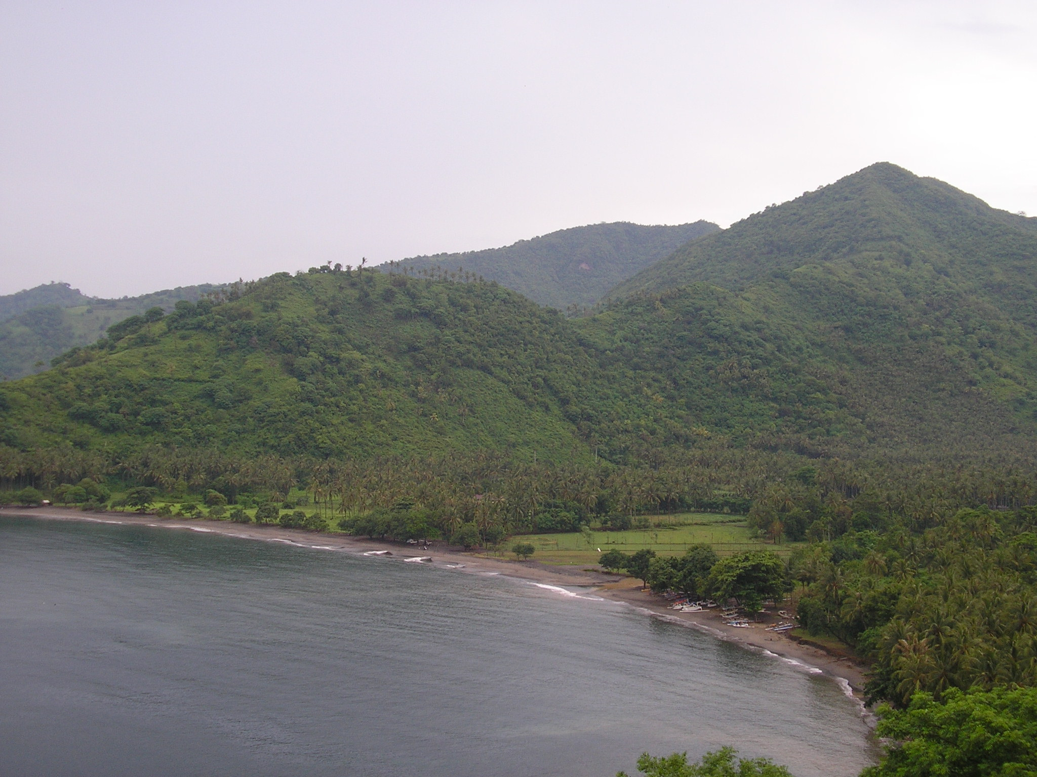 Filming in Indonesia - Lombok